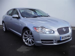 used Jaguar XF V6 LUXURY Full Jaguar Dealer Service History A Beautiful Motor Car in wirral-cheshire
