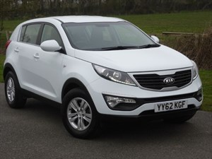 used Kia Sportage CRDI 1 EASTER SALE WAS £16999 NOW £15990 in wirral-cheshire