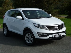 used Kia Sportage CRDI 1 One Owner Full Kia Dealer Service History in wirral-cheshire