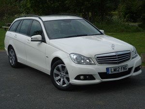 used Mercedes C200 CDI BLUEEFFICIENCY SE Auto Map Pilot Voice Controlled Navigation in wirral-cheshire