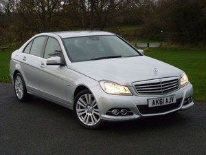 used Mercedes C200 CDI BLUEEFFICIENCY ELEGANCE ED [125] in wirral-cheshire