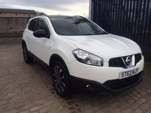 used Nissan Qashqai DCI 360 1 Private Owner, Balance Of Makers Warranty in wirral-cheshire