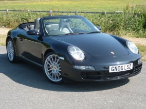 used Porsche 911 997 Carrera S (Tiptronic) WINTER SALE EVENT WAS £29999 NOW £26995 in wirral-cheshire