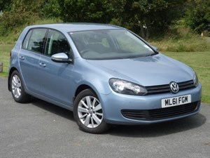 used VW Golf MATCH TDI DSG 1 Owner Full VW Dealer Service History in wirral-cheshire