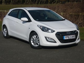 Hyundai i30 ACTIVE CRDI WITH 2 YEARS FREE SERVICING WARRANTY TO DEC 2018