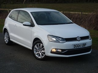Volkswagen Polo SE 1 OWNER WITH 2 YEARS FREE SERVICING VW WARRANTY TO SEPT 2017