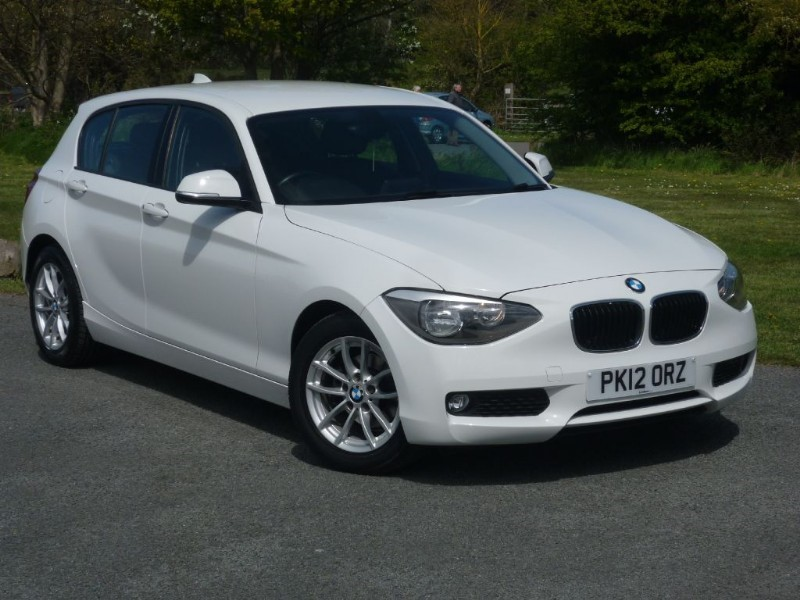 used BMW 118d SE WITH 2 YEARS FREE SERVICING* in wirral-cheshire