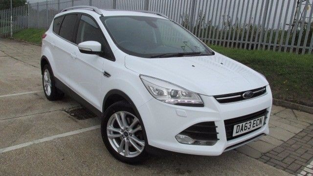 used Ford Kuga Titanium X 4x4 Auto Tdci [Appearance Pack] WITH 2 YEAR FREE SERVICING* in wirral-cheshire