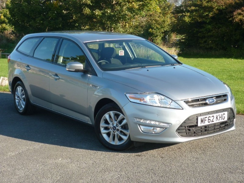 used Ford Mondeo ZETEC TDCI POWERSHIFT ESTATE AUTO in wirral-cheshire