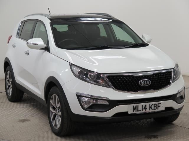 used Kia Sportage CRDi ISG 2 [PANORAMIC] WITH 2 YEAR FREE SERVICING* in wirral-cheshire