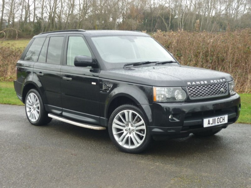 used Land Rover Range Rover Sport TDV6 HSE HUGE SPECIFICATION in wirral-cheshire