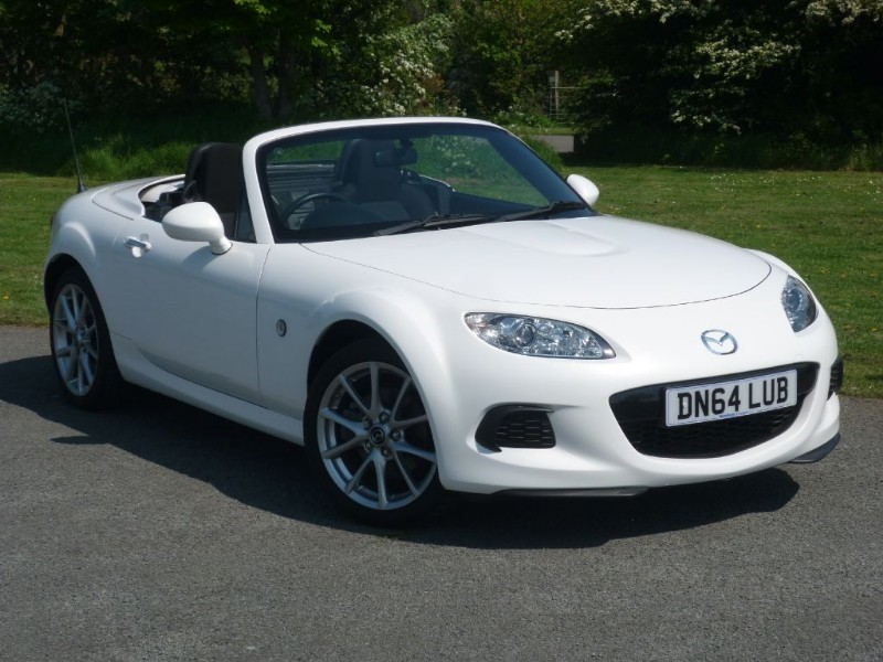 used Mazda MX-5 I ROADSTER SE WITH 2 YEARS FREE SERVICING* in wirral-cheshire