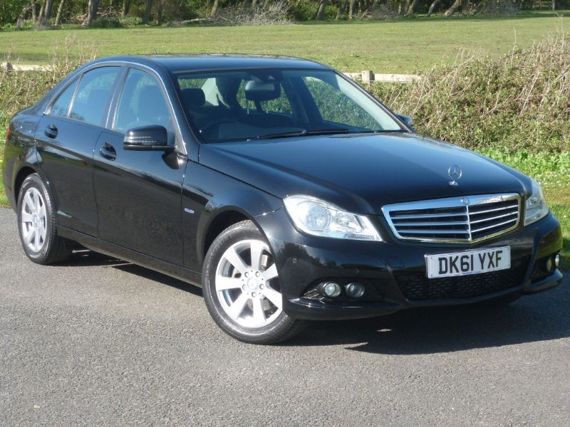 used Mercedes C200 CDI BLUEEFFICIENCY SE EDITION 125 in wirral-cheshire