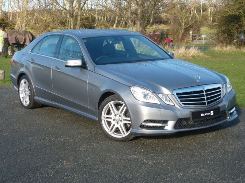 used Mercedes E250 SPORT CDI BLUEEFFIENCY AUTO WITH 2 YEARS FREE SERVICING* in wirral-cheshire