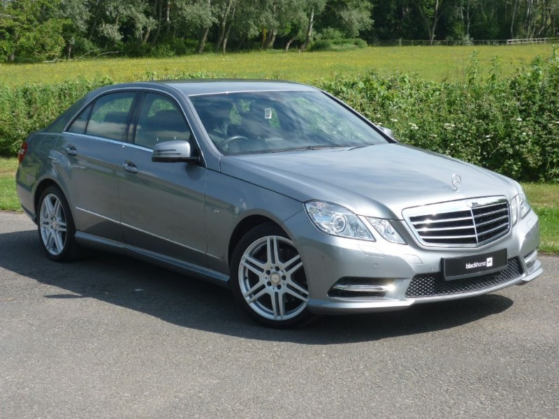 used Mercedes E250 SPORT CDI BLUEEFFIENCY AUTO WITH FREE MOT'S FOR LIFE* in wirral-cheshire