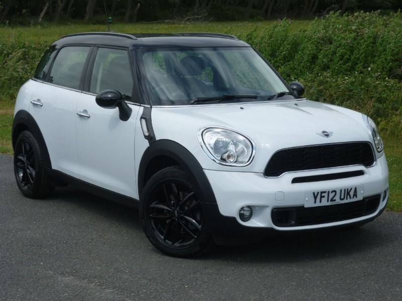 used MINI Countryman COOPER SD in wirral-cheshire