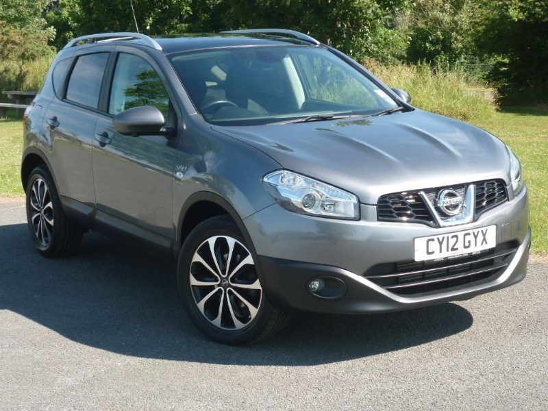 used Nissan Qashqai N-TEC PLUS DCI in wirral-cheshire