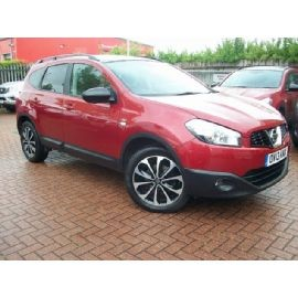 used Nissan Qashqai DCI 360+2 in wirral-cheshire