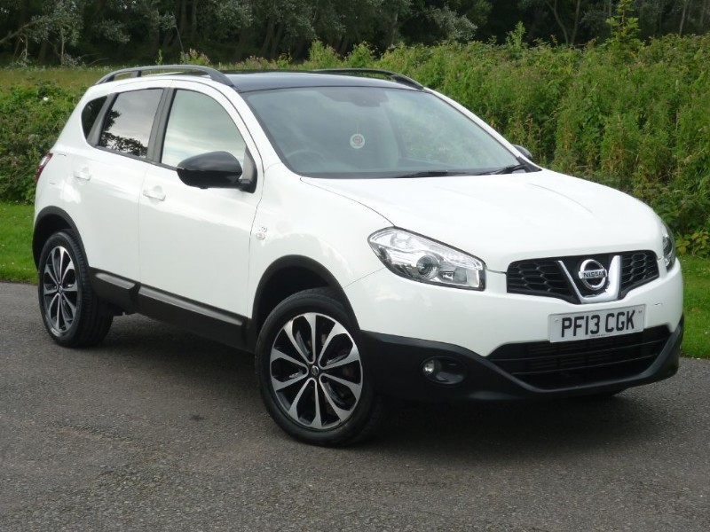 used Nissan Qashqai 1.5 dCi 360 WITH 2 YEARS FREE SERVICING* in wirral-cheshire