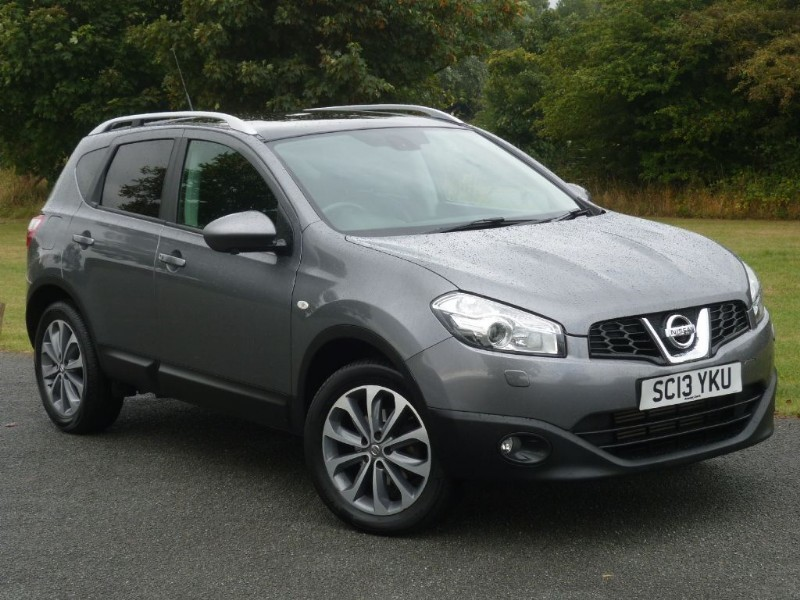 used Nissan Qashqai TEKNA DCI WITH 2 YEARS FREE SERVICING* in wirral-cheshire