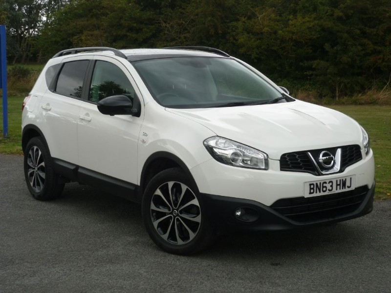 used Nissan Qashqai DCI 360 WITH 2 YEARS FREE SERVICING* in wirral-cheshire