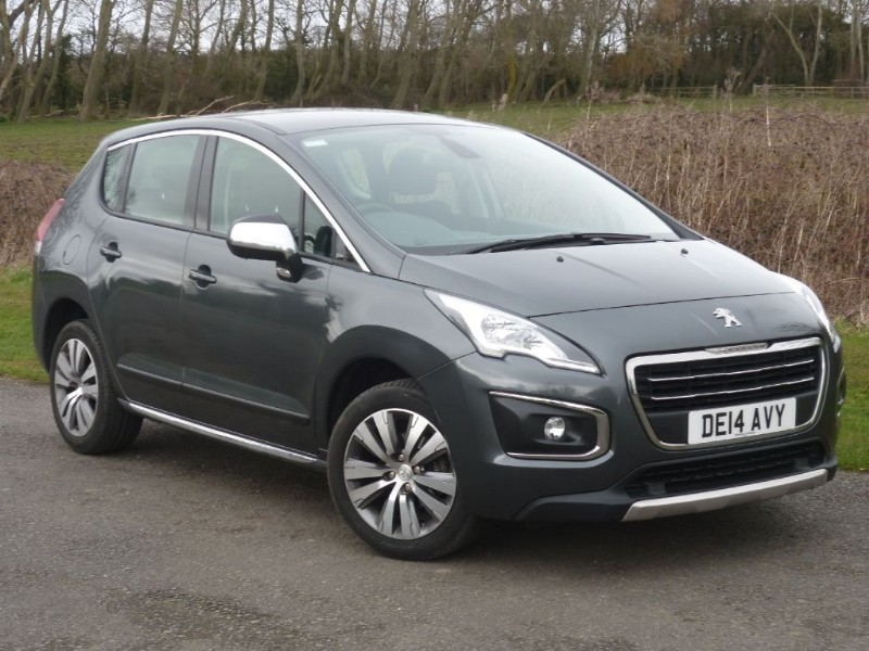 used Peugeot 3008 HDI ACTIVE WITH 2 YEARS FREE SERVICING* in wirral-cheshire
