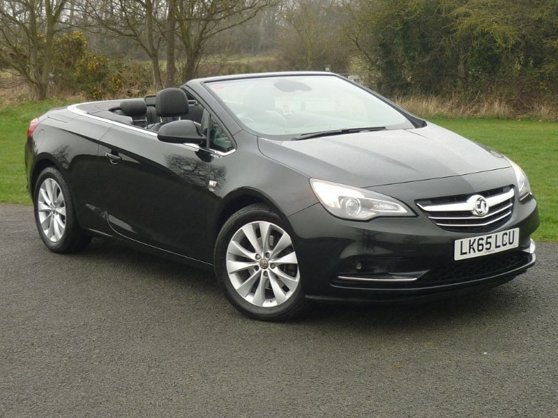 used Vauxhall Cascada ELITE CDTI S/S CONVERTIBLE WITH 2 YEAR FREE SERVICING* in wirral-cheshire