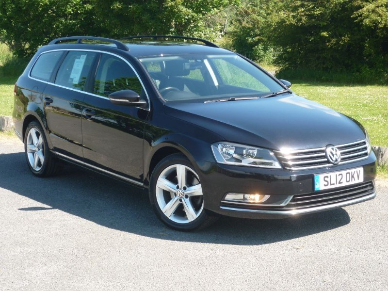 used VW Passat SE TDI BLUEMOTION TECHNOLOGY DSG AUTOMATIC in wirral-cheshire