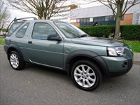 Used Land Rover Freelander FREESTYLE