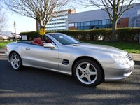 Used Mercedes SL500 SL SL500