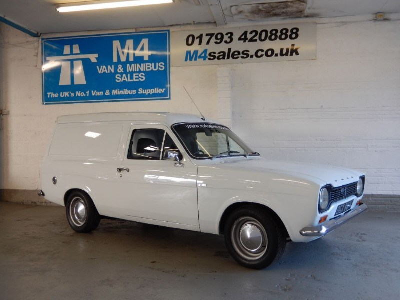 Used White 1972 Ford Escort For 19 995 Wiltshire