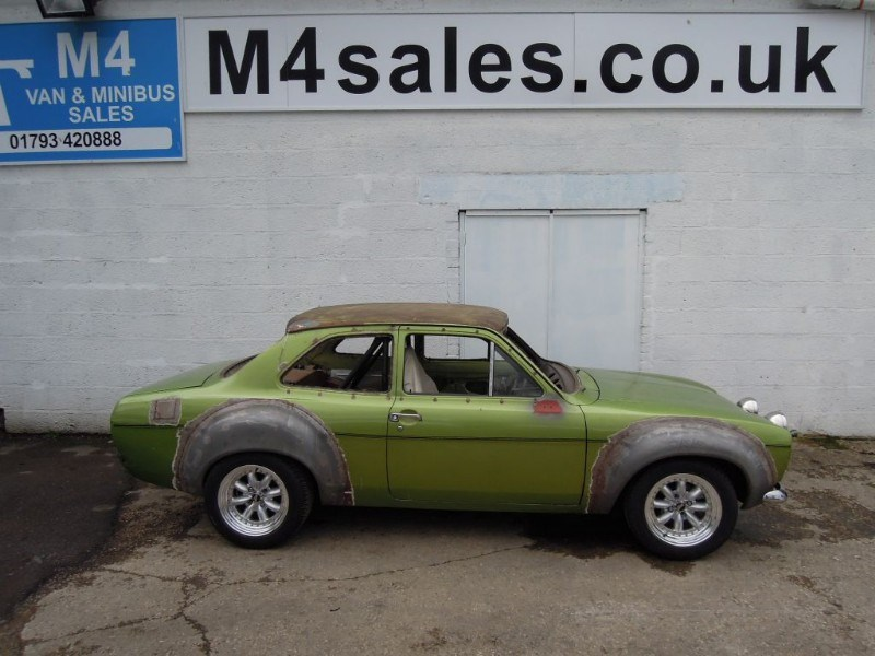 Used WHITE 1968 Ford Escort for P.O.A. | Wiltshire