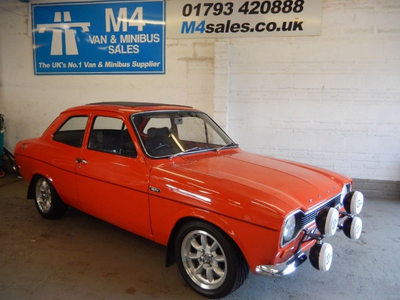 used Ford Escort mk 1 MEXICO in wiltshire