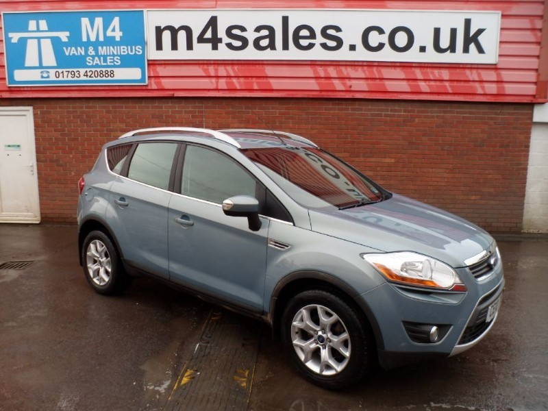 used Ford Kuga ZETEC TDCI 2WD A/C  in wiltshire