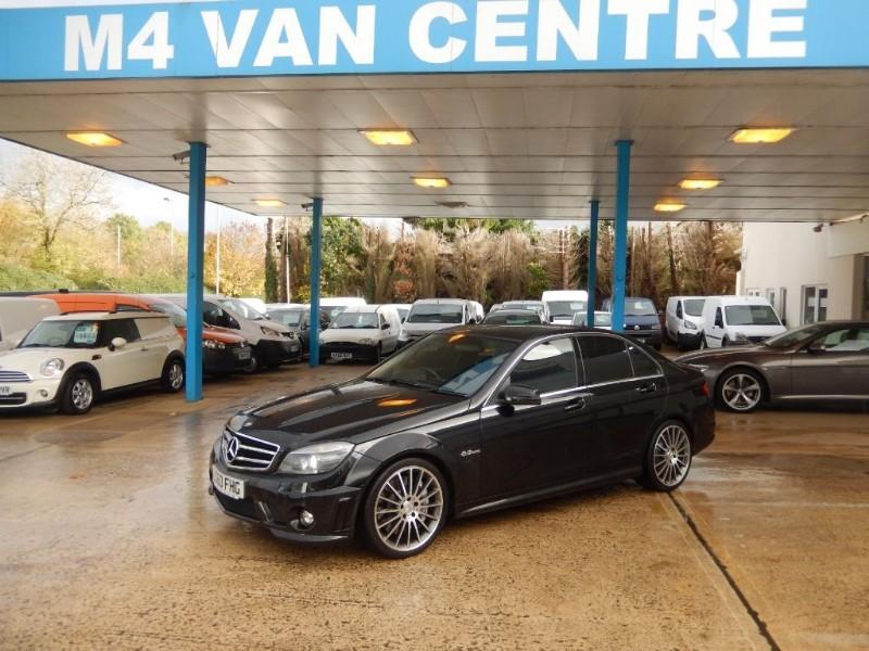 used Mercedes C63 AMG 4 door in wiltshire