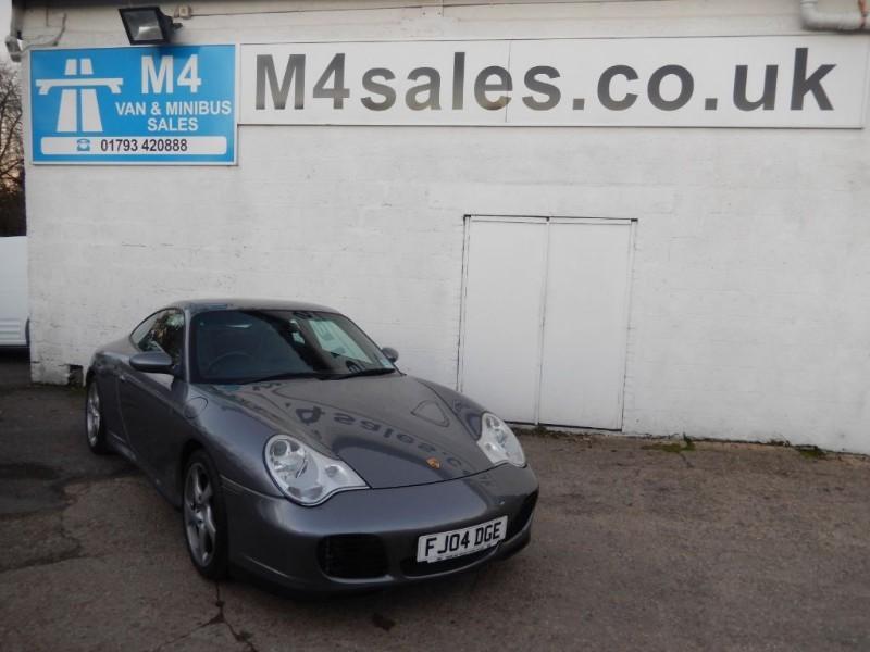 used Porsche 911 CARRERA 4 S 6 sprrd manual in wiltshire