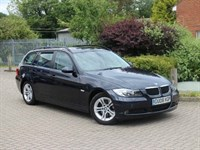 Used BMW 320d 3 Series SE (177) 5dr Auto