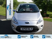 Used Ford KA Zetec 3dr