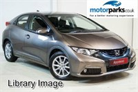 Used Honda Civic i-DTEC EX 5dr