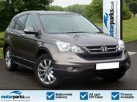 Used Honda CR-V i-DTEC EX 5dr Auto