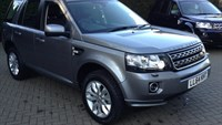 Used Land Rover Freelander 2 SE SD4