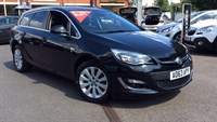 Used Vauxhall Astra CDTi 16V SE 5dr