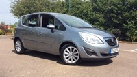 Used Vauxhall Meriva T 16V Active 5dr