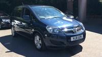 Used Vauxhall Zafira CDTi ecoFLEX Exclusiv (110