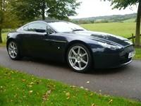 Used Aston Martin Vantage V8 1 OWNER FAMSH ONLY 15000 MILES