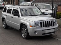 Used Jeep Patriot LIMITED CRD 37k FSH Leather