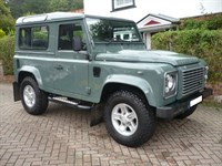 Used Land Rover Defender 90 TD XS STATION WAGON 25K FLSH