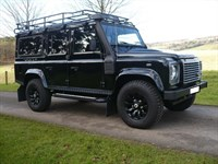 Used Land Rover Defender DEFENDER 110 TD XS STATION WAGON 7 SEATS