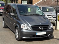 Used Mercedes Vito 113 Dualiner 136bhp - ONE OWNER