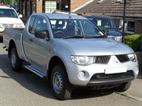 Used Mitsubishi L200 2.5 DID 4Life Clubcab - NO VAT